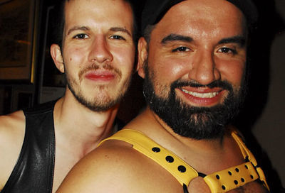 DC Leather Pride Meet and Greet #9