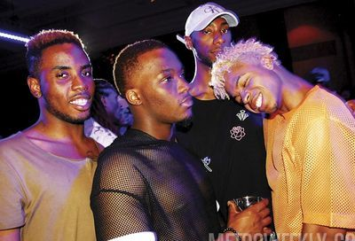 DC Black Pride's The Grandiose Fantasy Mega Pride Party #23