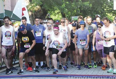 The 5th Annual DC Front Runners Pride Run 5K #14