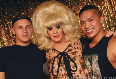 Town's 10th Anniversary featuring Lady Bunny #1