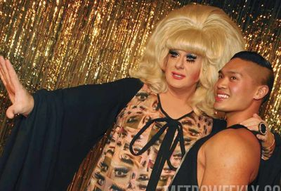 Town's 10th Anniversary featuring Lady Bunny #8