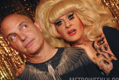 Town's 10th Anniversary featuring Lady Bunny #22