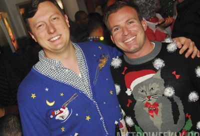 Duplex Diner's Annual Janky Sweater Party #40