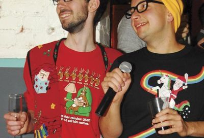 Duplex Diner's Annual Janky Sweater Party #56