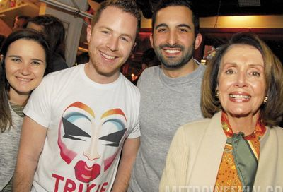 DCCC ''RuPaul's Drag Race All Stars'' Watch Party with Nancy Pelosi #2