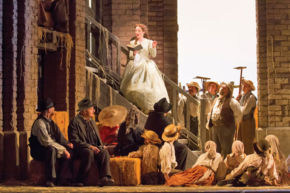 elixir of love, washington national opera