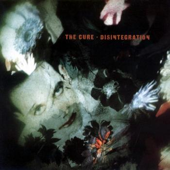 the cure disintegration