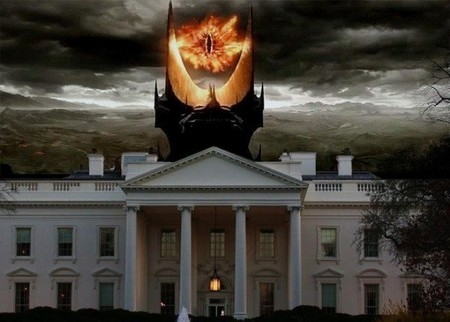 nsa whitehouse eye of sauron